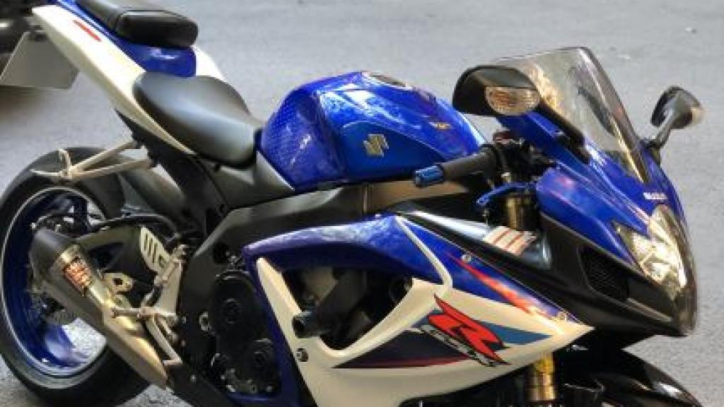 Suzuki GSX R 600