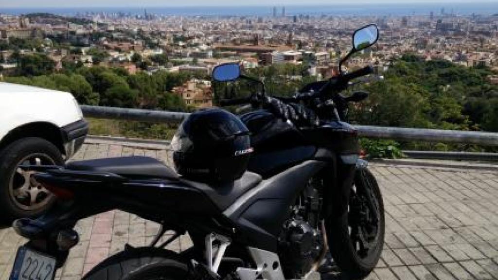 Honda CB 500 F ABS (2013)
