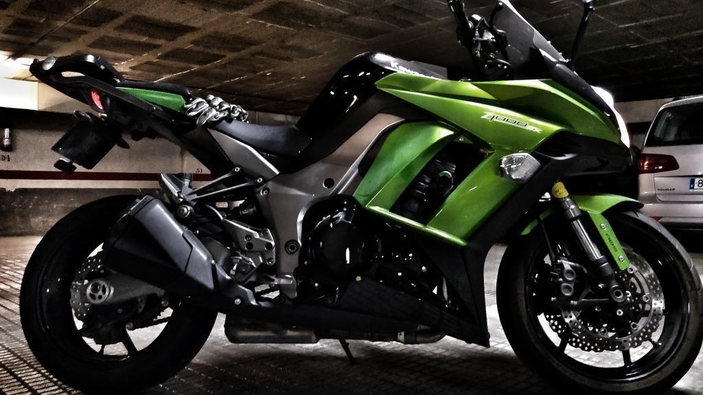 Kawasaki Z 1000 SX ABS