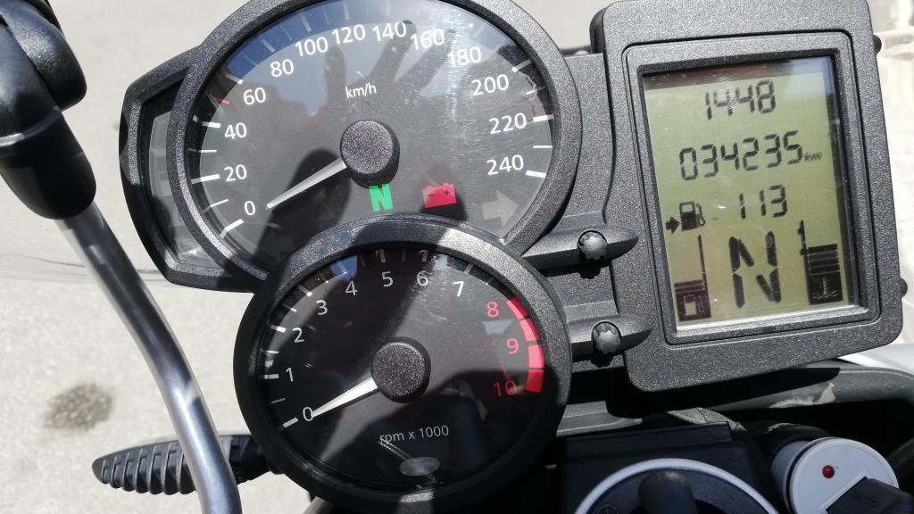 BMW R 1200 R 110CV