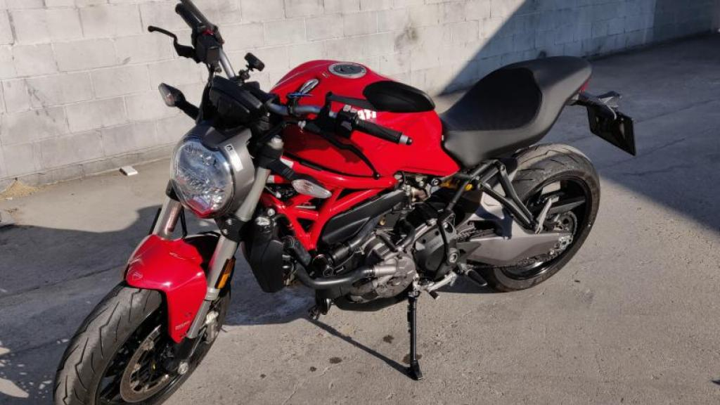 Ducati MONSTER 821 70KW ABS DCT