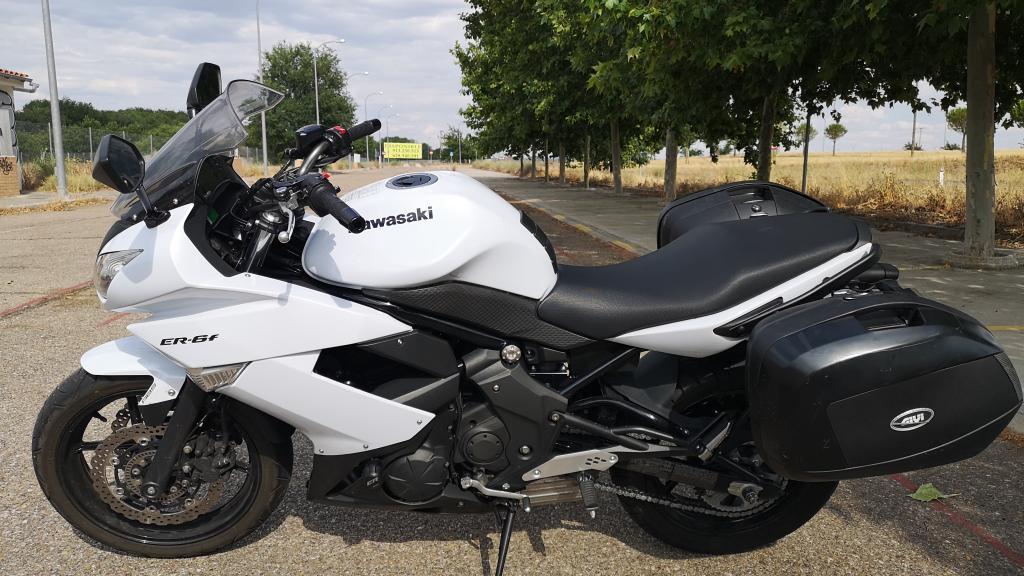 Kawasaki ER-6 F ABS