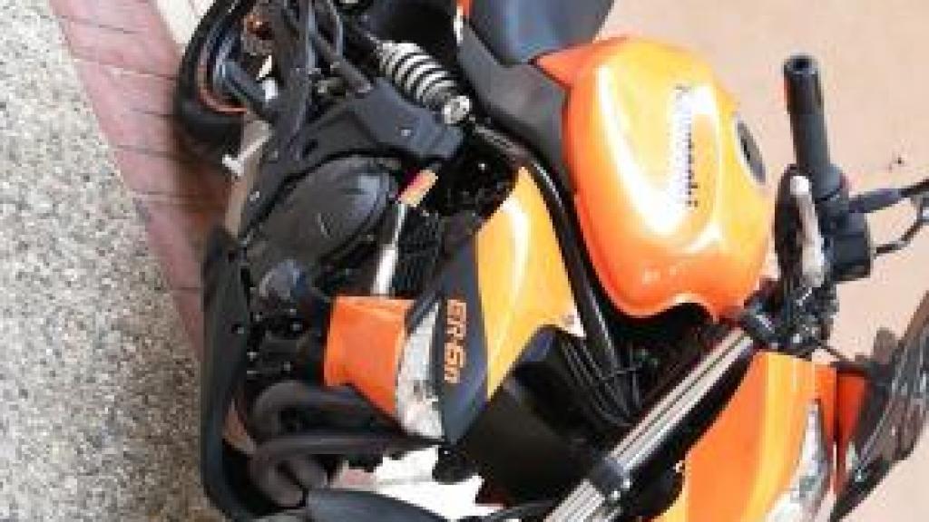 Kawasaki ER-6 N