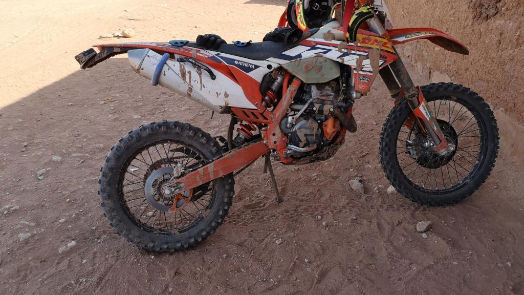 KTM EXC 250 F