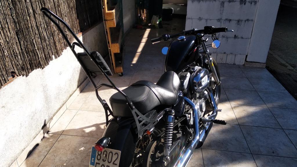 Harley Davidson SPORTSTER XL 883 LOW 56CV