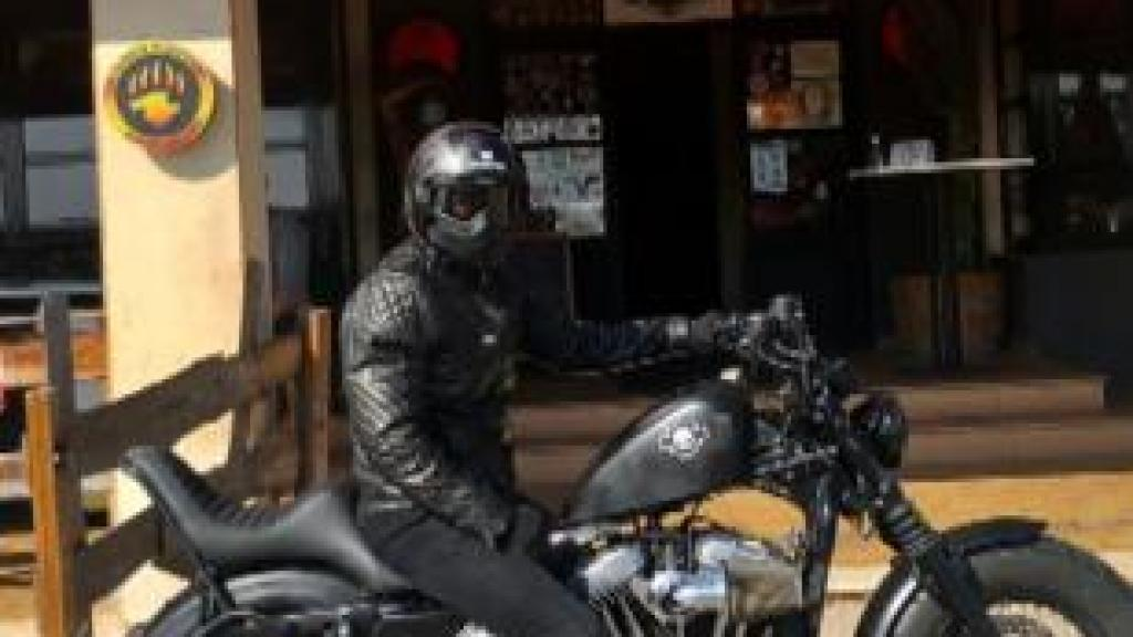 Harley Davidson SPORTSTER XL 1200 X FORTY