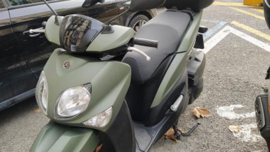 Yamaha X-ENTER 125