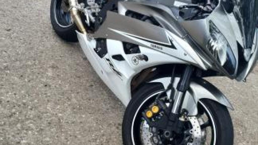 Yamaha YZF 600 R6 R