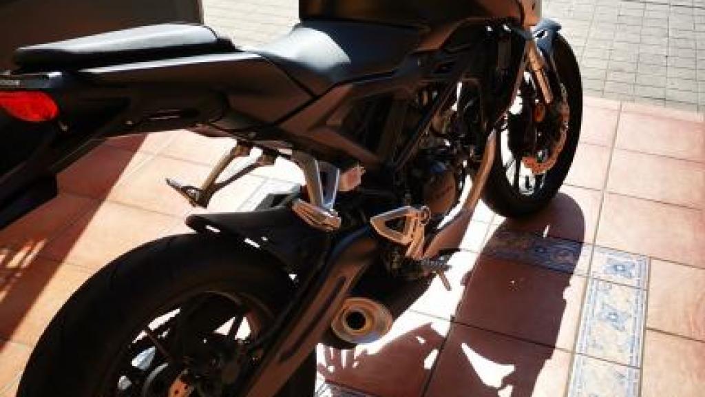 Honda CB 125
