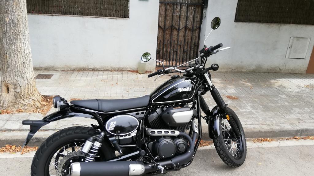 Yamaha SCR 950