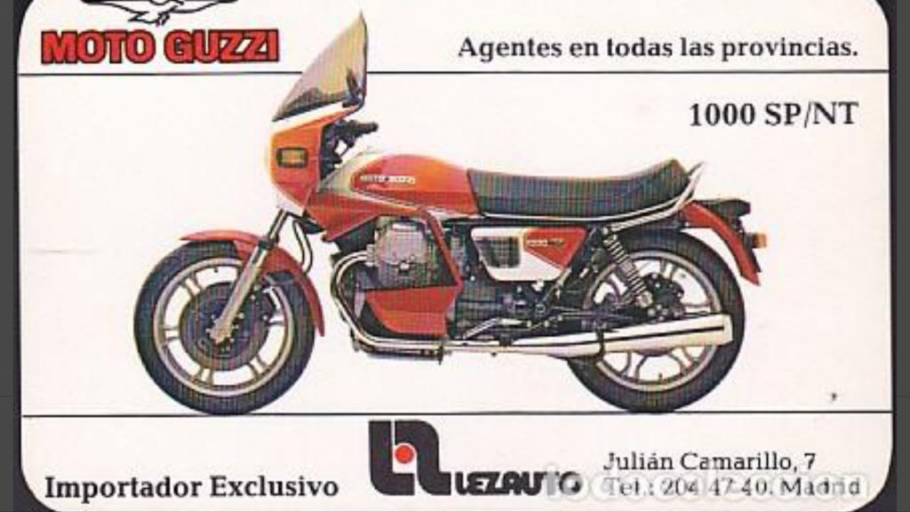 Moto Guzzi G 5 1000