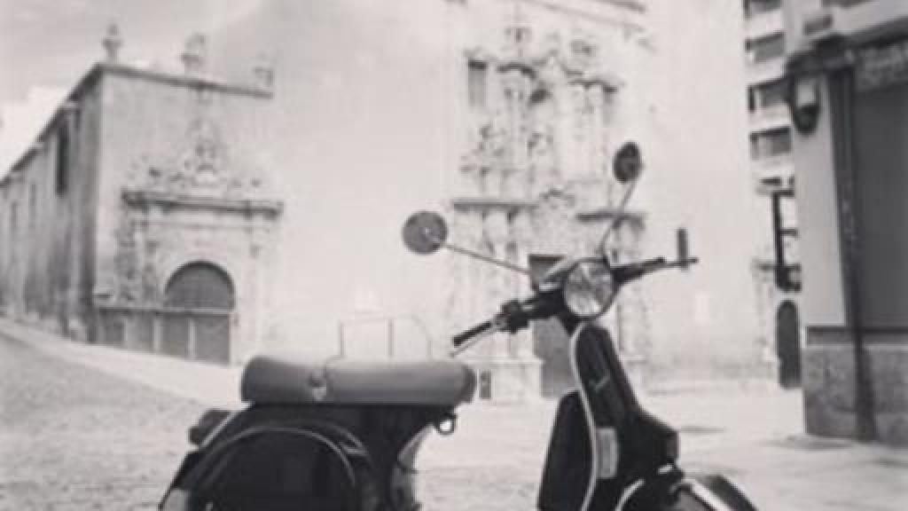 Piaggio-Vespa VESPA 125 PX