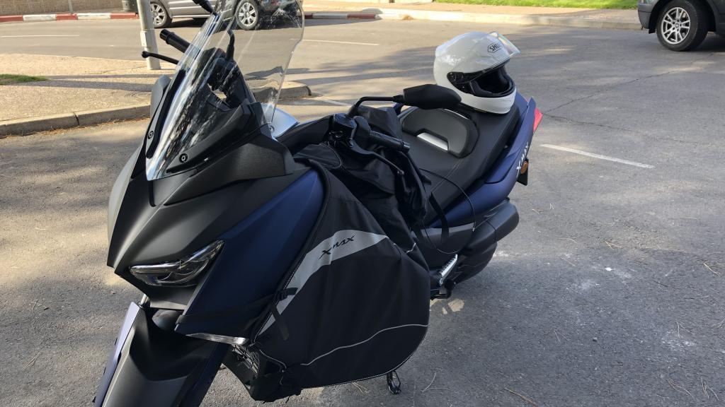 Yamaha X - MAX 125 ABS