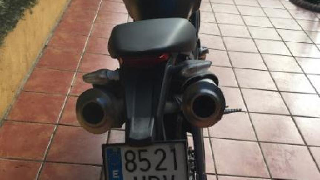 Ducati 696 MONSTER ABS