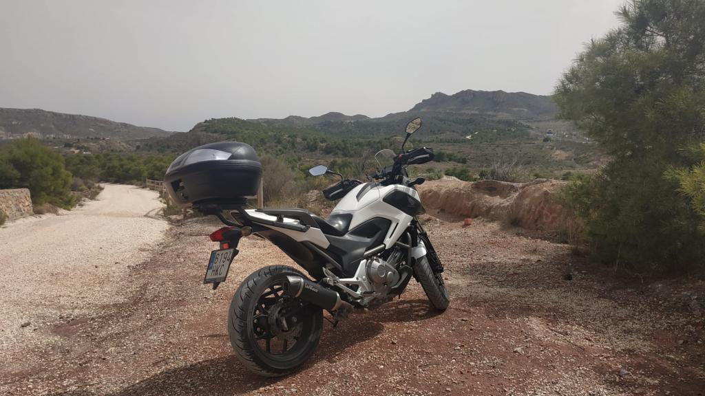 Alquilar moto Zero SR ZF 13.0 | Momoven