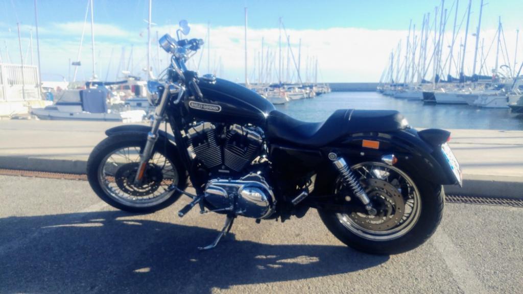 Harley Davidson 1200 SPORTSTER XL CUSTOM