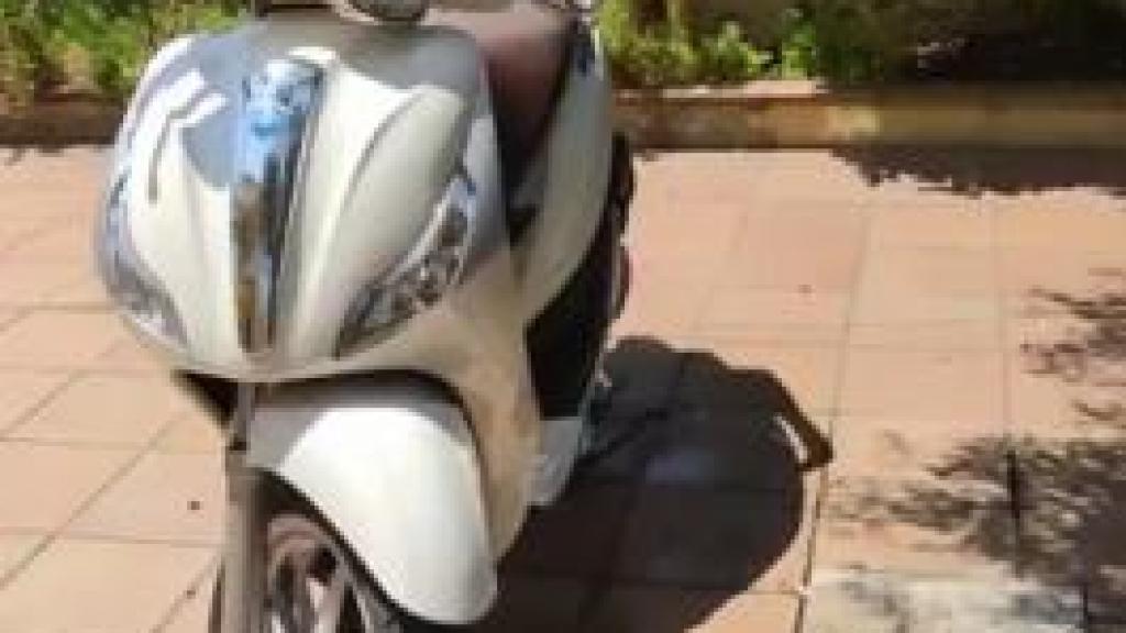 Piaggio-Vespa MEDLEY 125 ABS