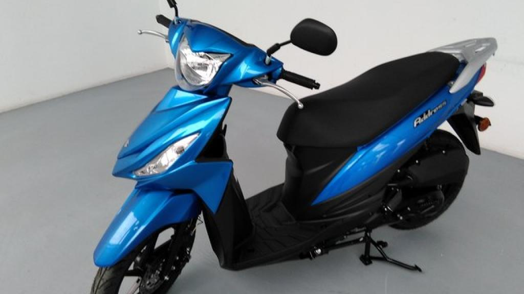 Suzuki ADDRESS 110
