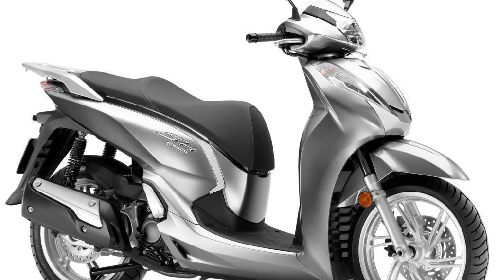 Honda SCOOPY 300I SH ABS
