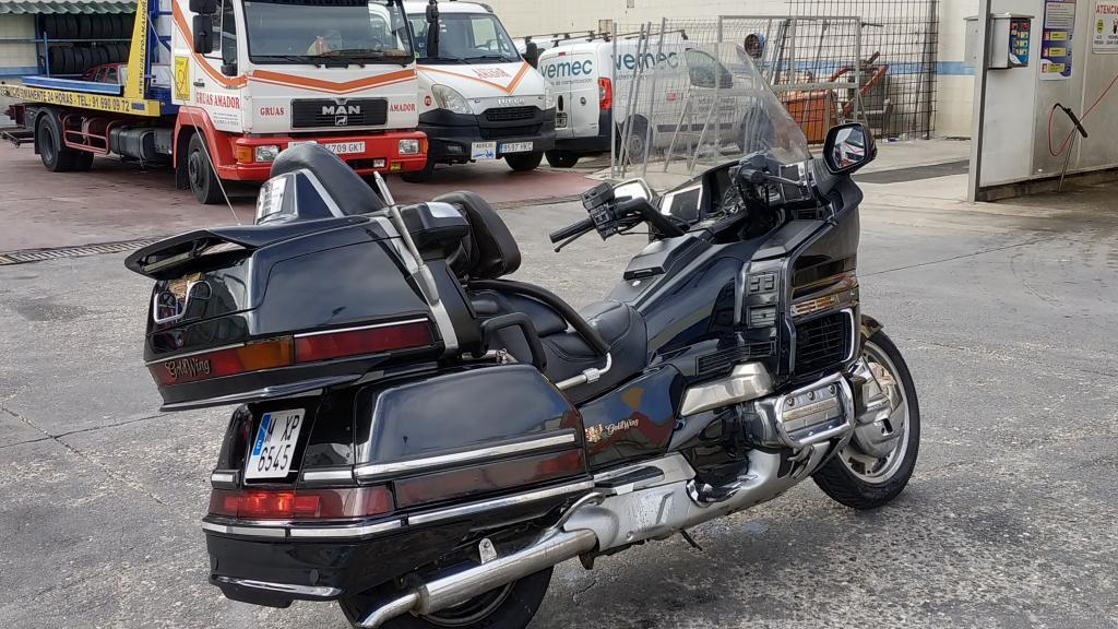 Honda GOLD WING GLX-1500