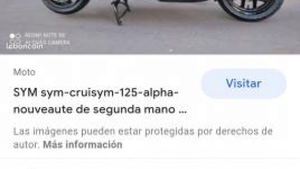 SYM CRUISYM 125I