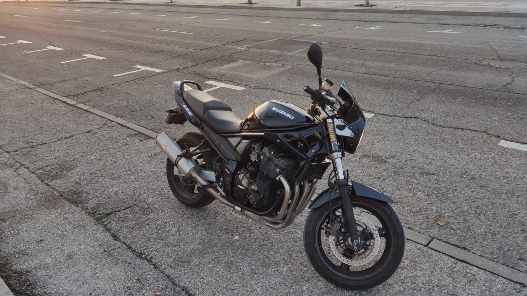 Suzuki GSF 650 BANDIT