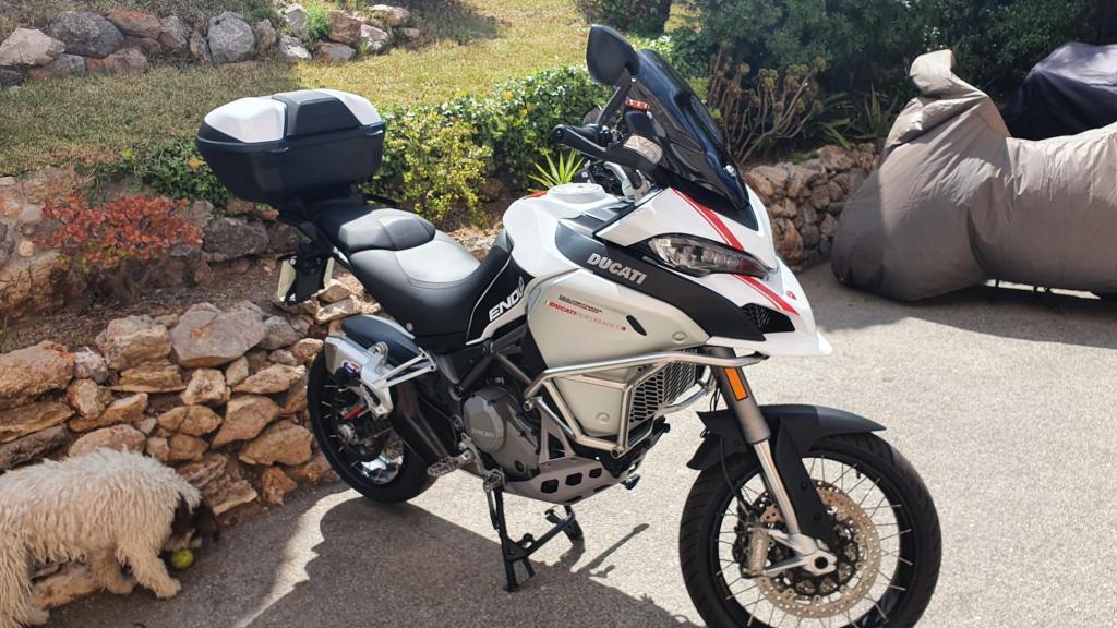 Ducati MULTISTRADA 1200 ENDURO A