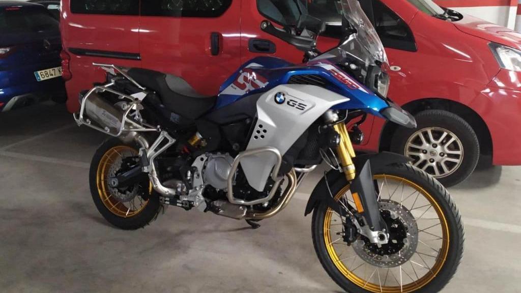 BMW F 850 GS